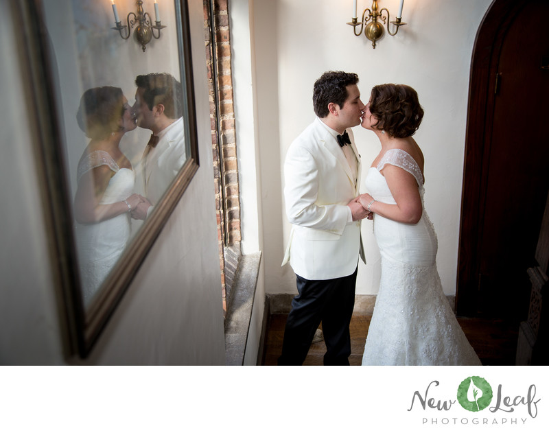 Wedding Photos at Aldie Mansion