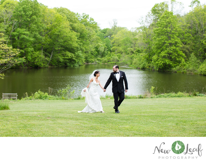 Wedding Photographers for Mountain Lakes House