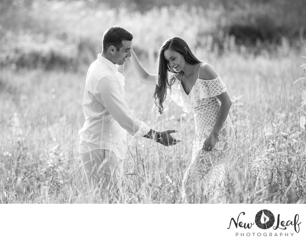 Valley Forge Park Engagement Session