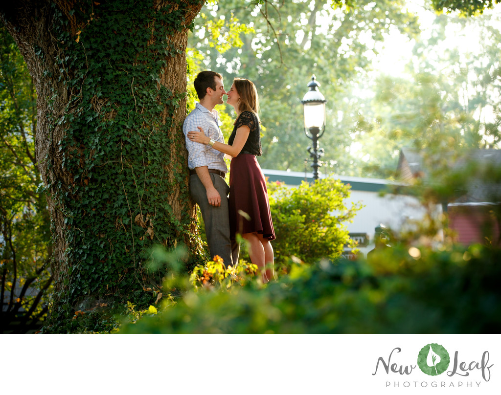Doylestown Engagement Session