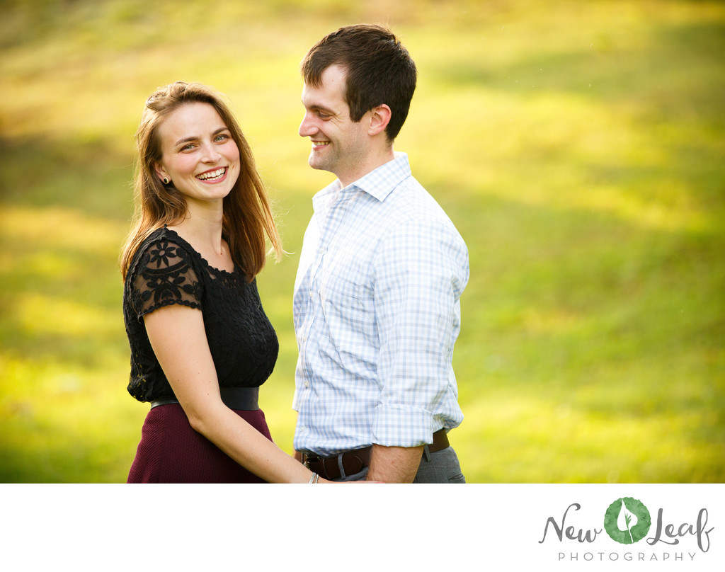 Doylestown Engagement Photographer