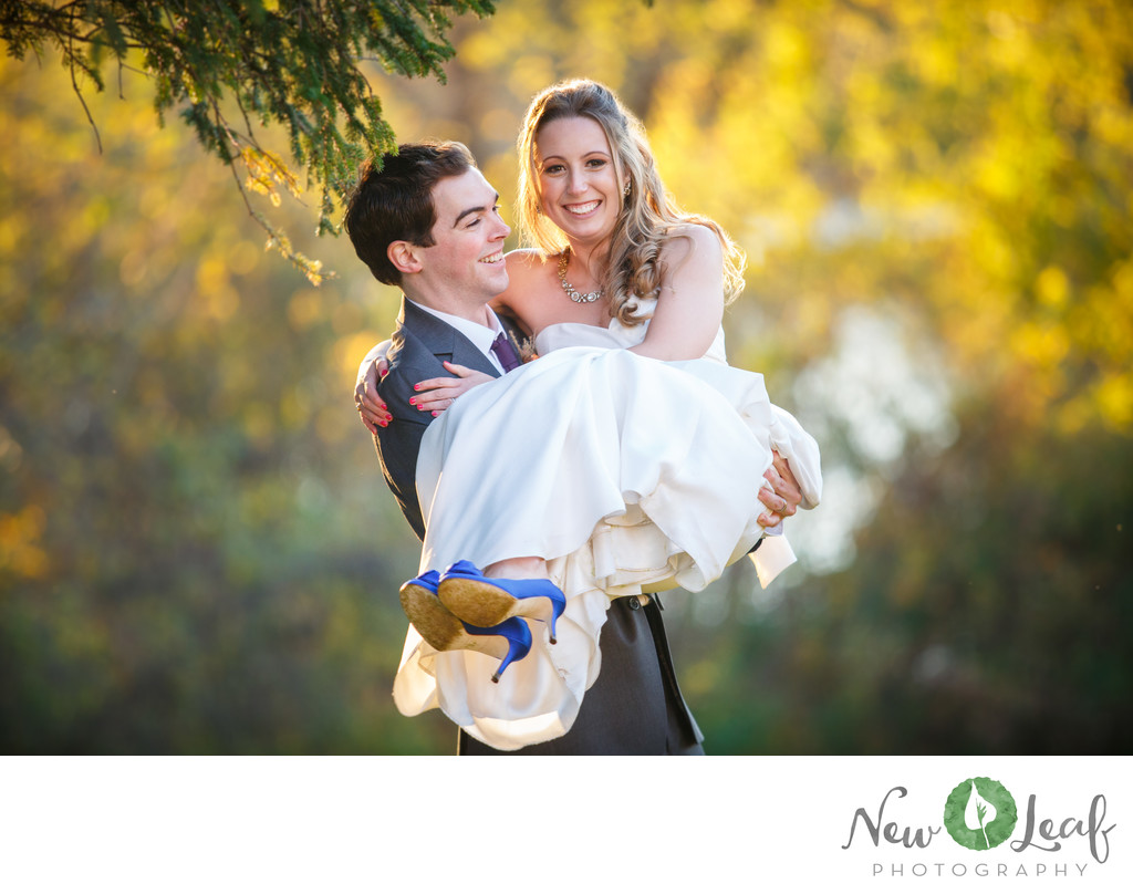 Wedding Photography at John James Audubon Center
