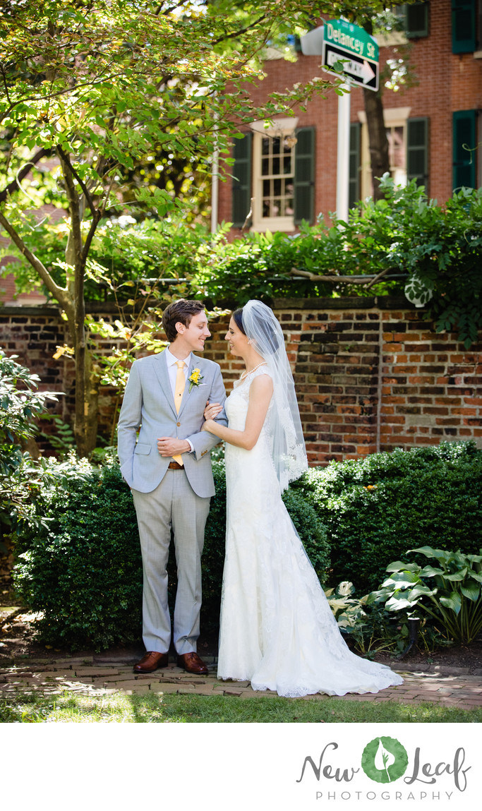 Wedding Photography at Hill-Physick House