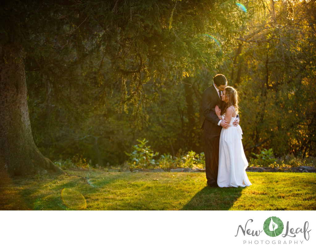 Wedding at John James Audubon Center