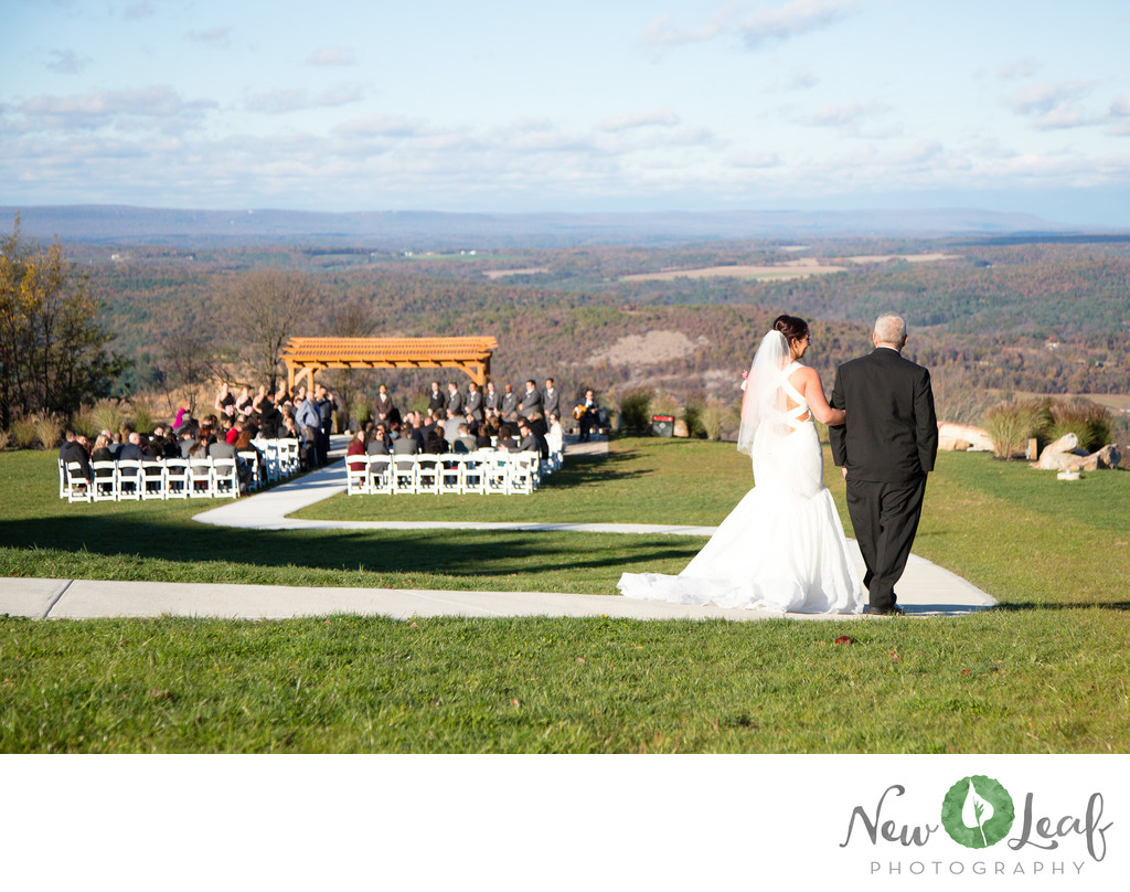 Wedding Photographer at Blue Mountain Resort