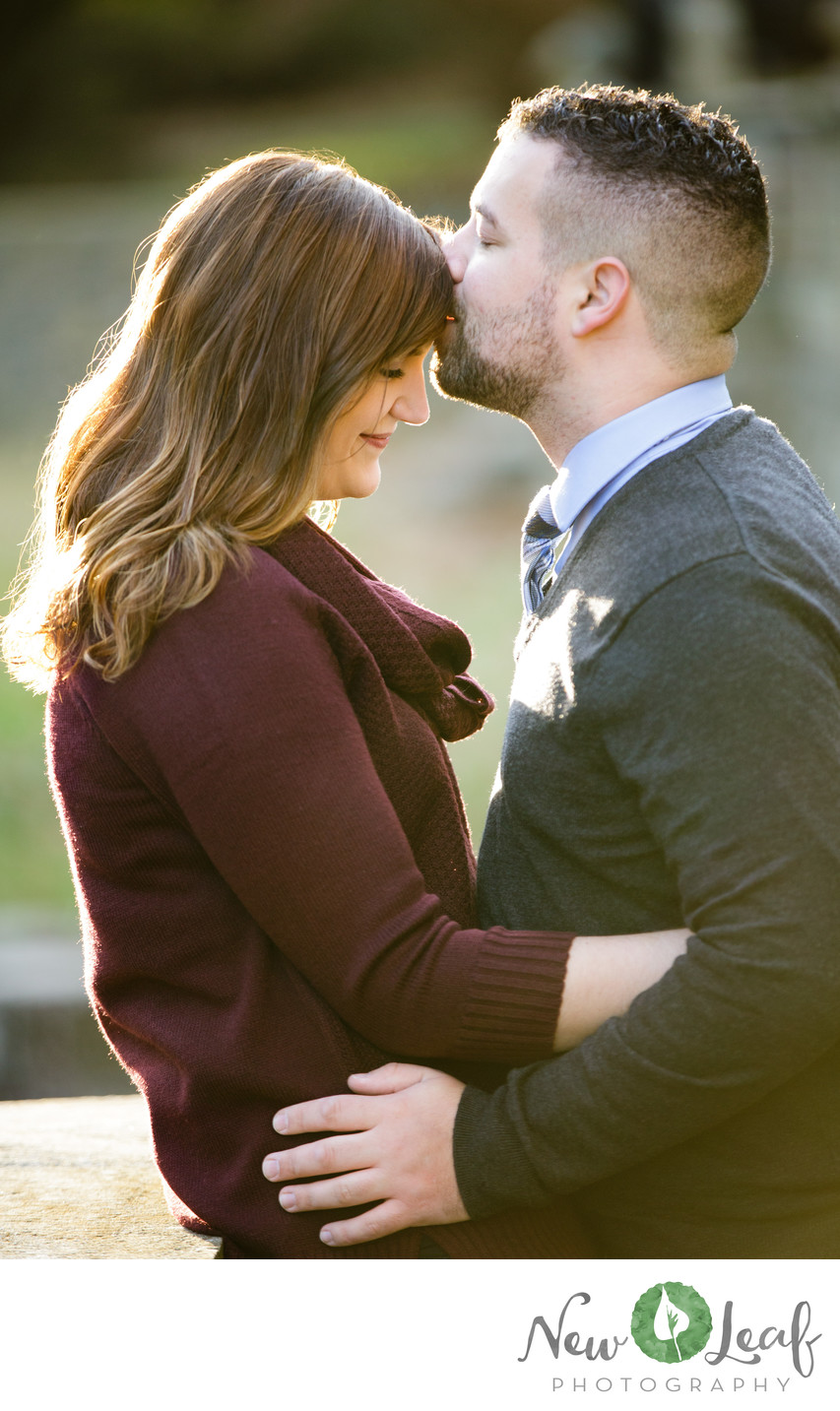 Ridley Creek State Park Engagement Photographer