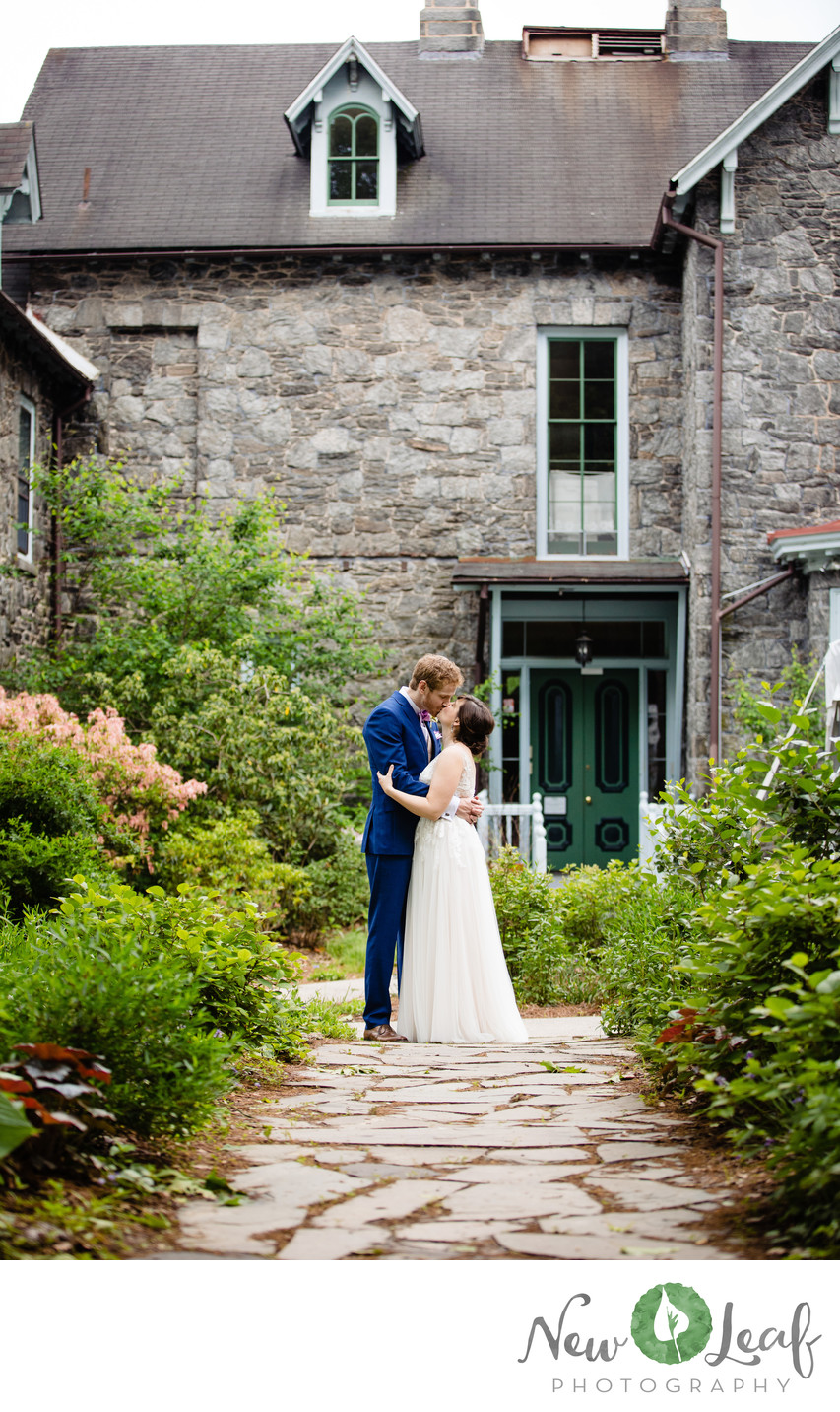 Wedding Photographers for Awbury Arboretum