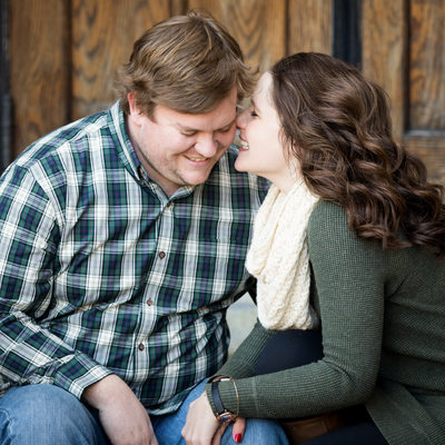 West Chester Engagement Photos