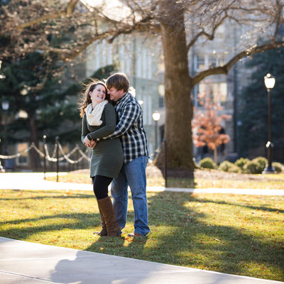 West Chester Engagement