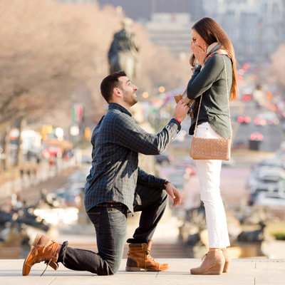 Proposal Photographer in Philadelphia