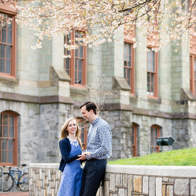 University of Pennsyvania Engagement Session