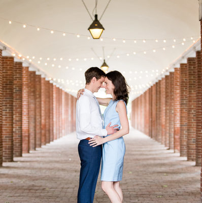 Engagement Session at Head House Square