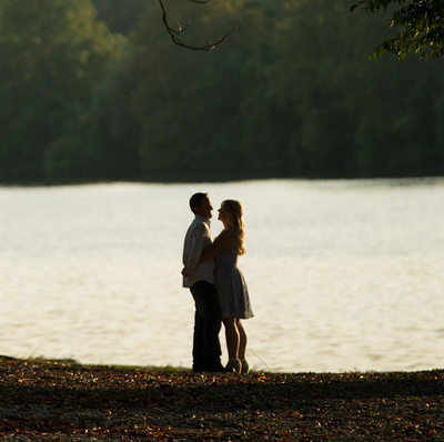 Boathouse Row Engagement Session