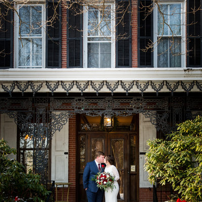 Philadelphia Photographer for Intimate Weddings
