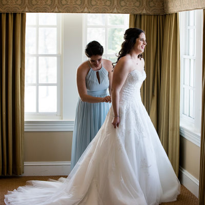 Wedding Photos at Radnor Valley Country Club
