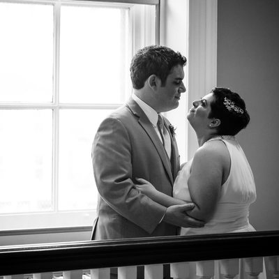 Wedding at the Historical Society of Pennsylvania
