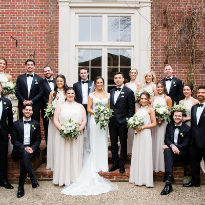 Overbrook Golf Club Wedding