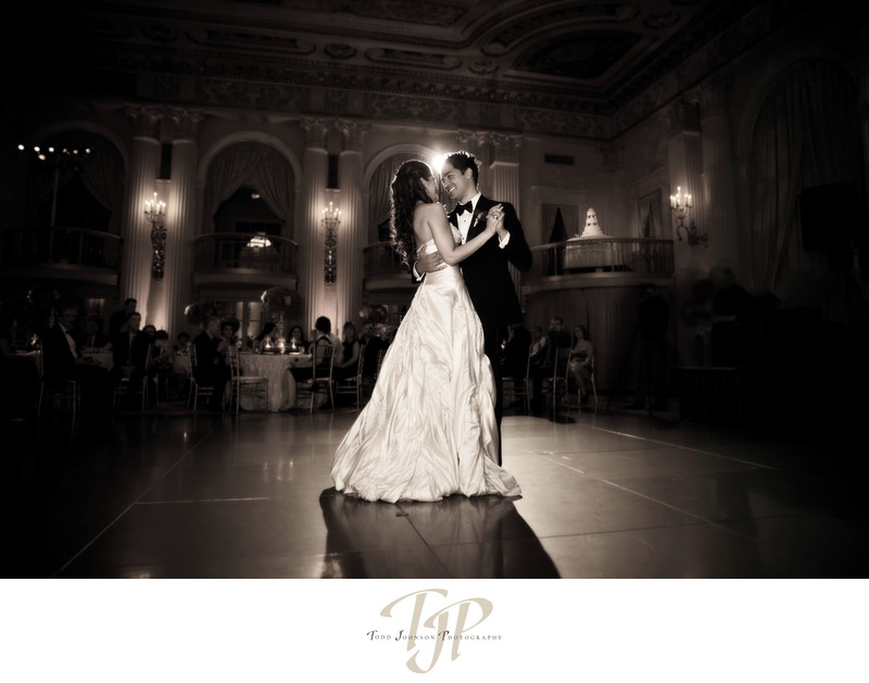 Millennium Biltmore wedding photography