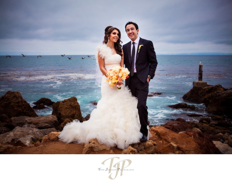 Terranea Resort Wedding Photography