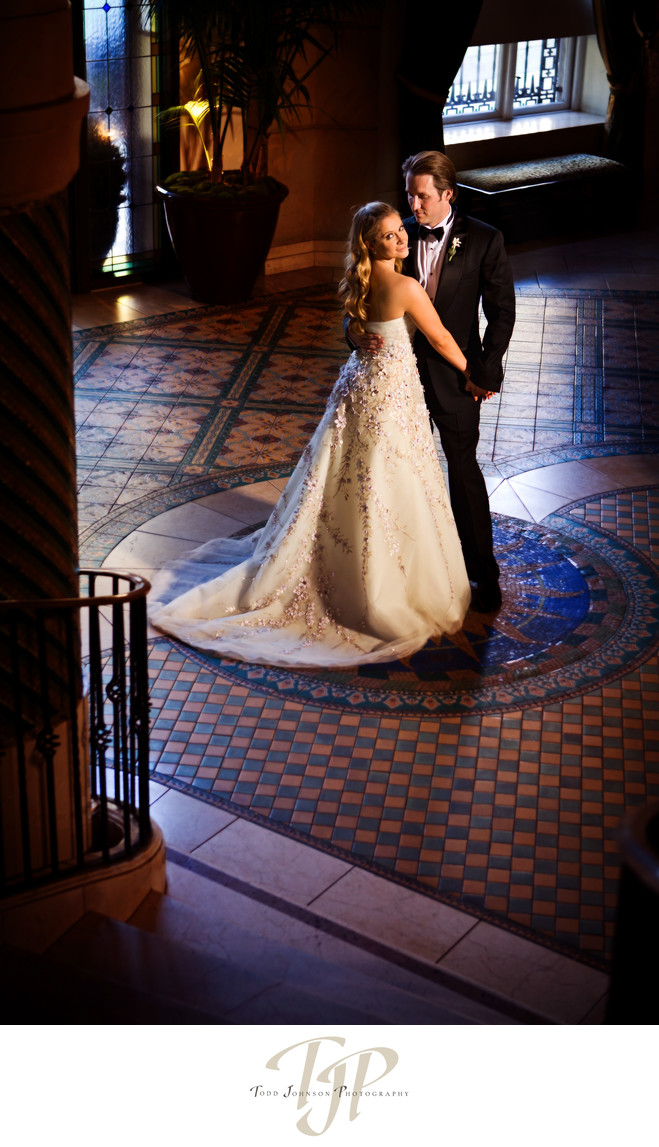 Casa Del Mar wedding Santa Monica, CA