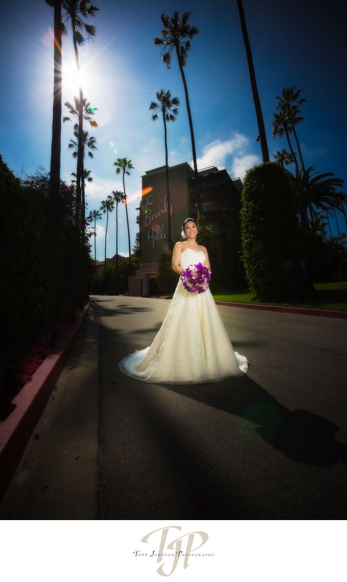 Beverly Hills wedding photography
