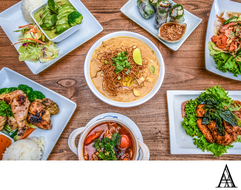 Best Food and Menu Photography Sacramento