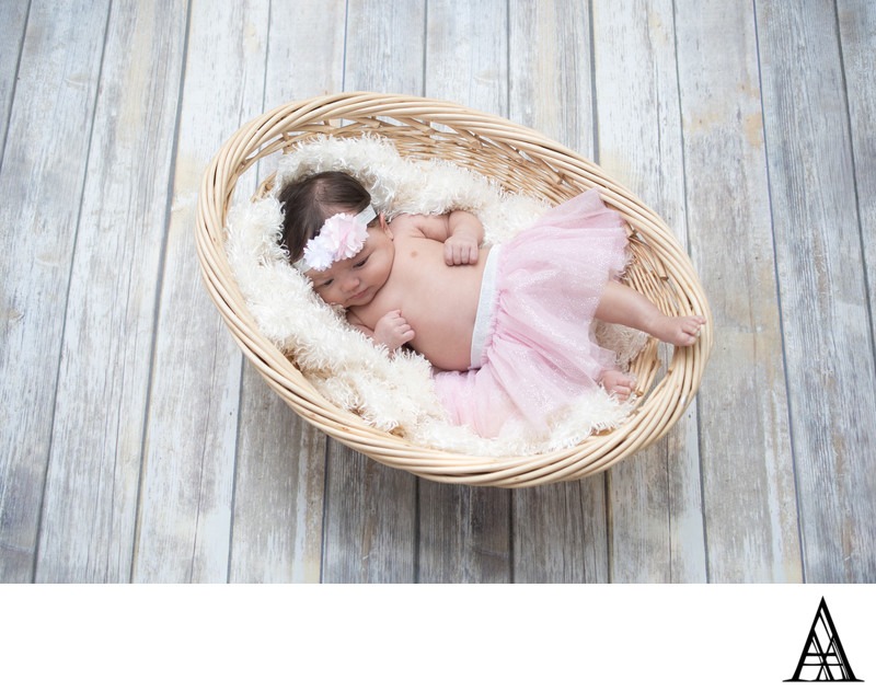 Best Sacramento Newborn Photographer