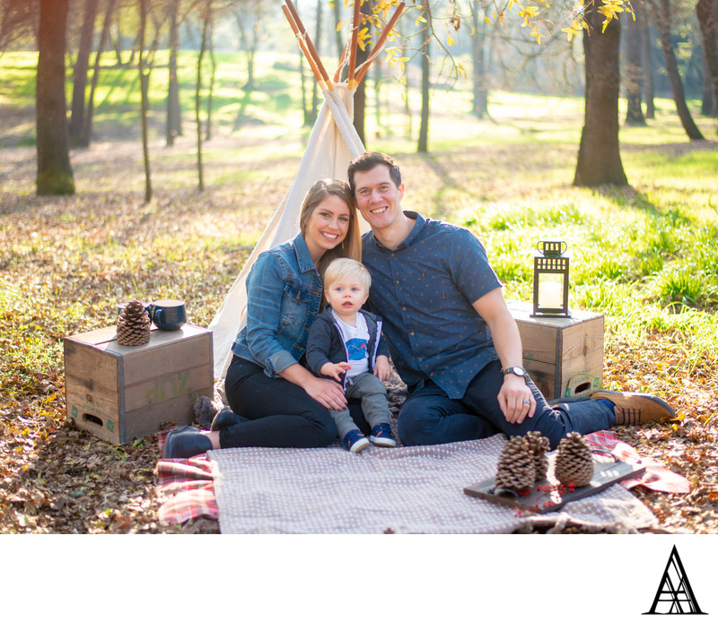 Sacramento Family and Christmas Portrait Photographer
