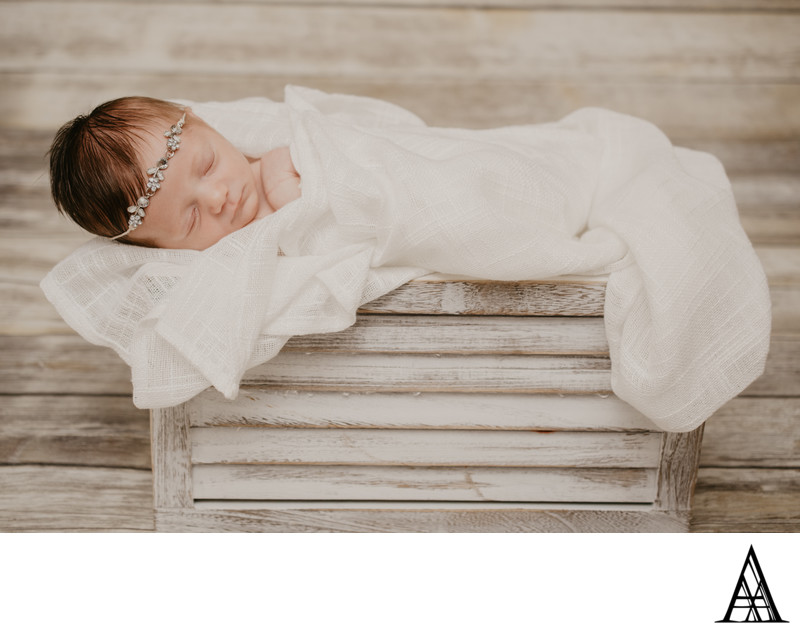 Creative Baby Photographer in Sacramento Area