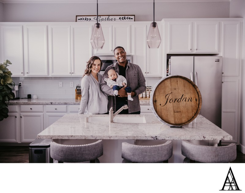 In Home Lifestyle Family Photography El Dorado Hills