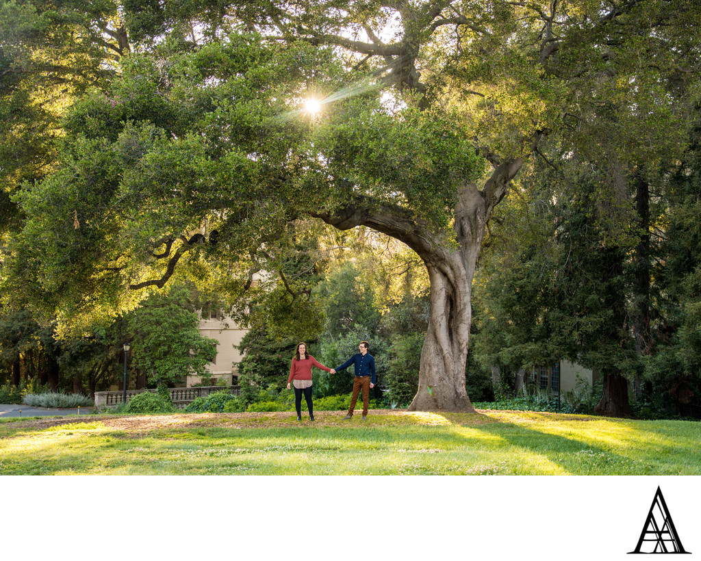 UC Berkeley Engagement Sacramento Wedding Photographer