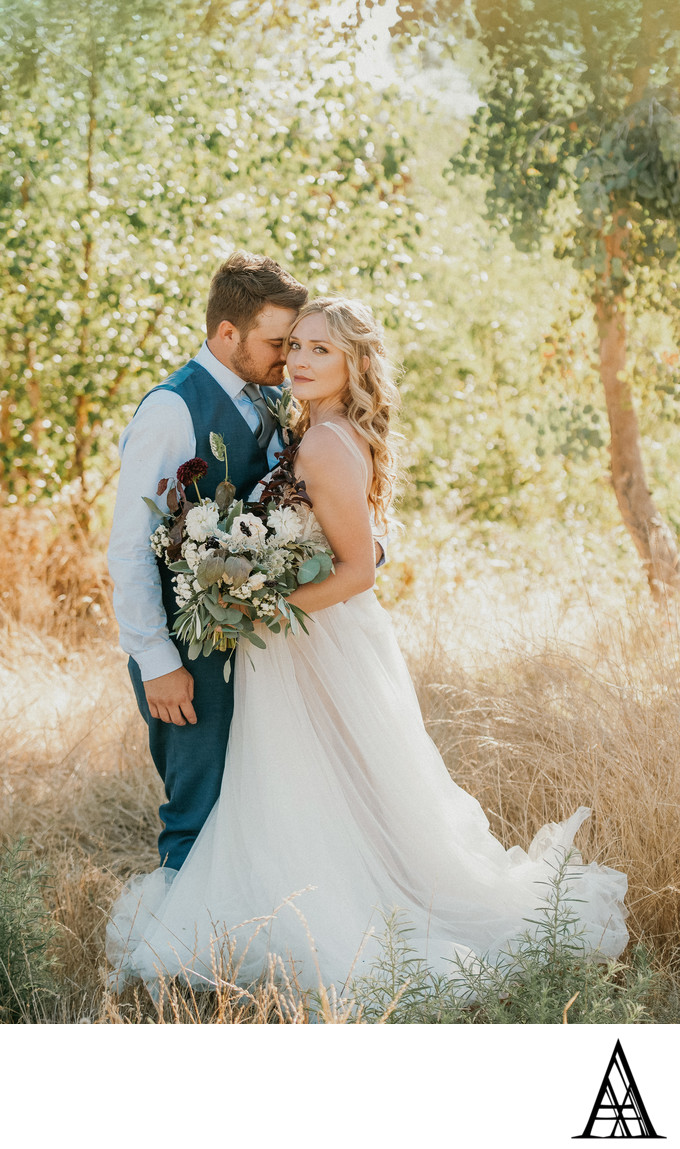 Boho Wedding Photographer Sacramento