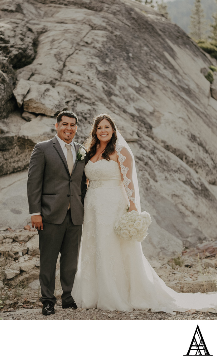 Soda Springs Rainbow Lodge Wedding Photographer