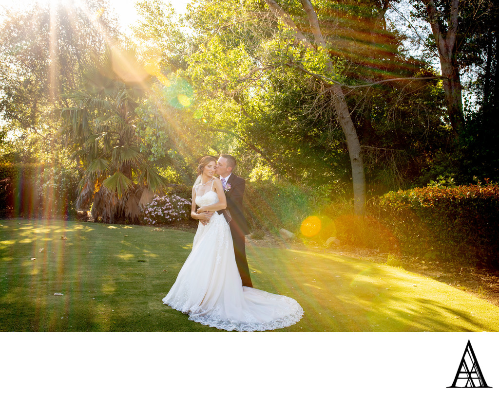 Golden Hour Wedding Photographer Best Light Rocklin