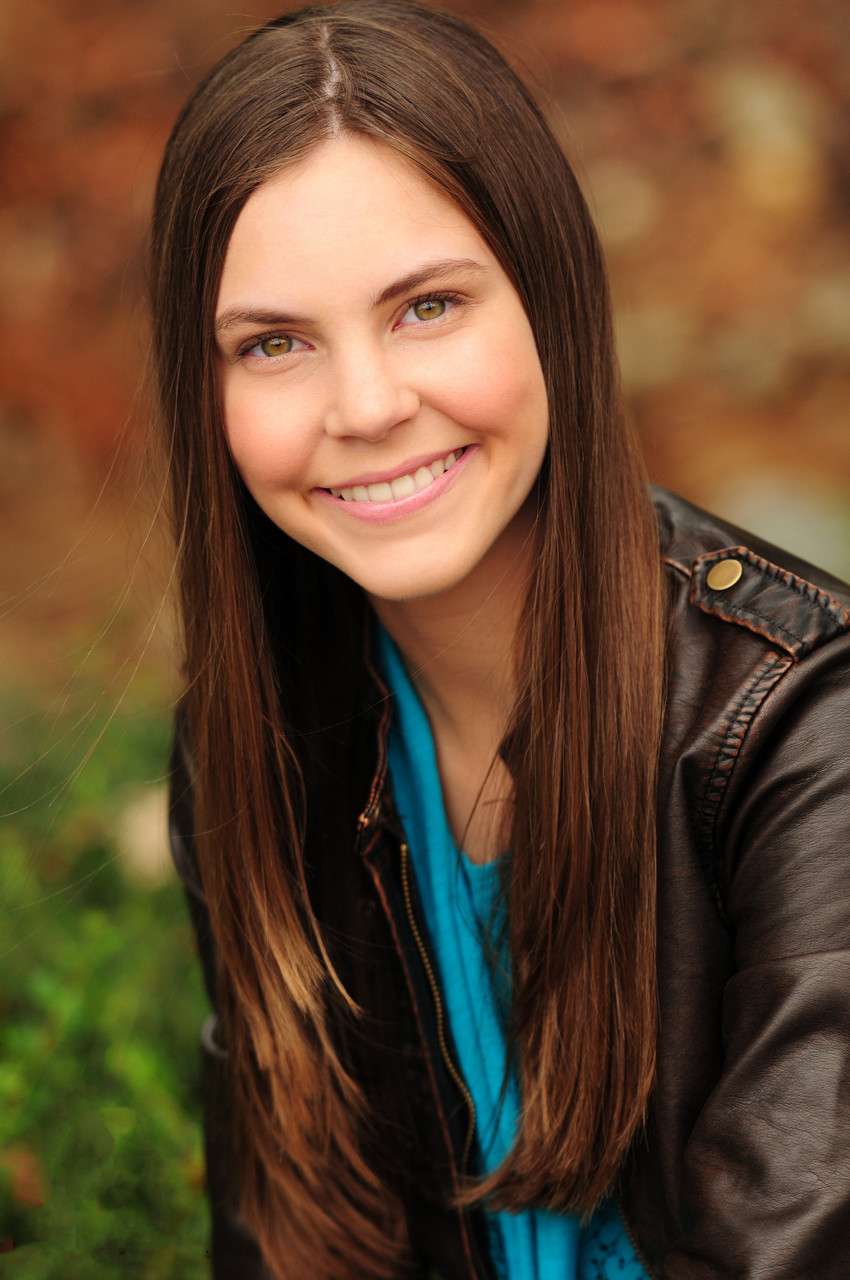 Kaitlyn Dias Inside Out Actress Headshot Photographer