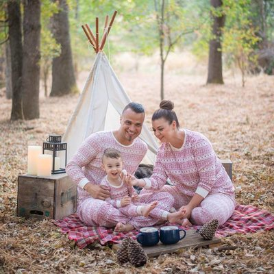 Adorable Family Portrait Photography Sacramento Holiday