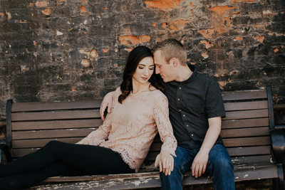 Local Sacramento Wedding Photographer Auburn Engagement