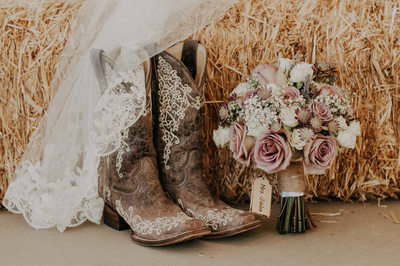 Stylized Country Wedding Photographer Sacramento
