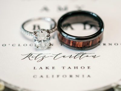 Lake Tahoe Ritz Carlton Wedding Photographer