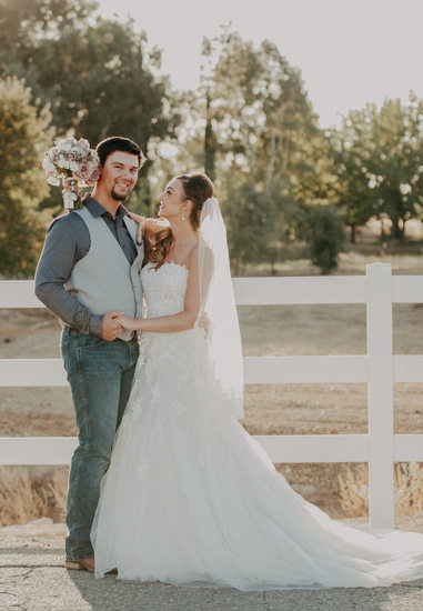 Country Wedding Photographers In Sacramento