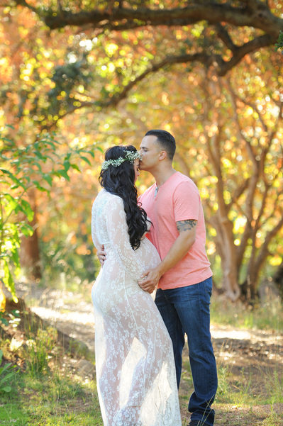 Gold Hill Gardens Maternity and Wedding Photographer