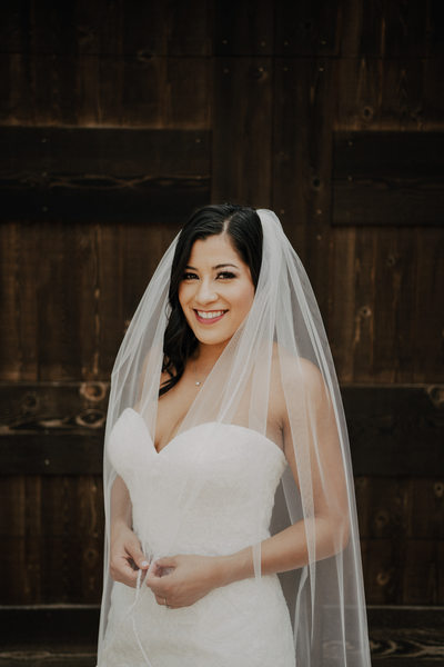 Sacramento Wedding Photographer in Tahoe Bride Veil
