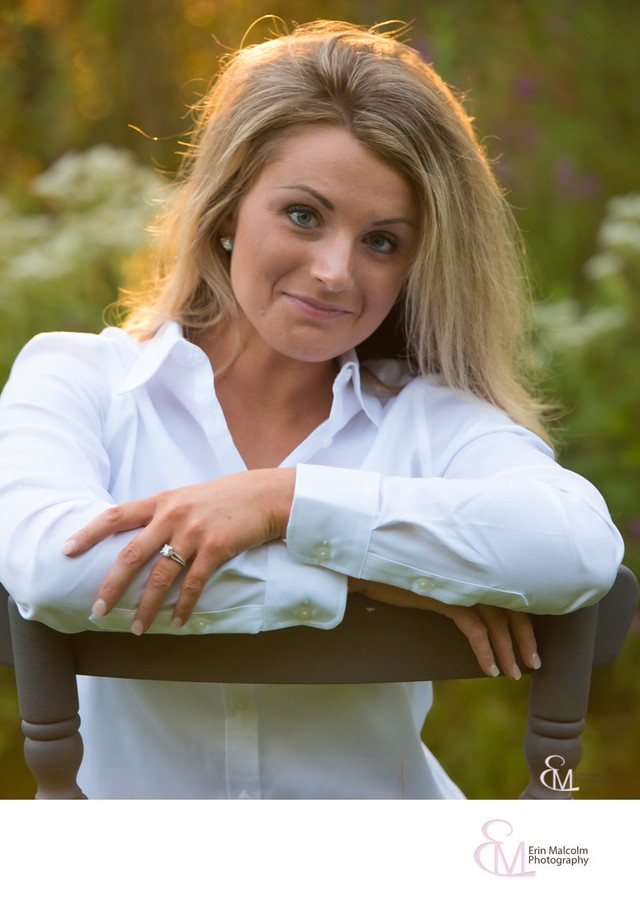 Clifton Park Photographer, Headshot Session