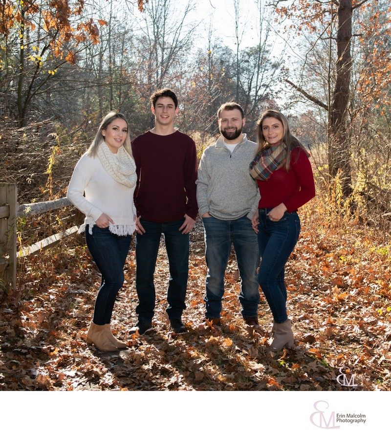 Sibling session, Saratoga, Clifton Park photographer
