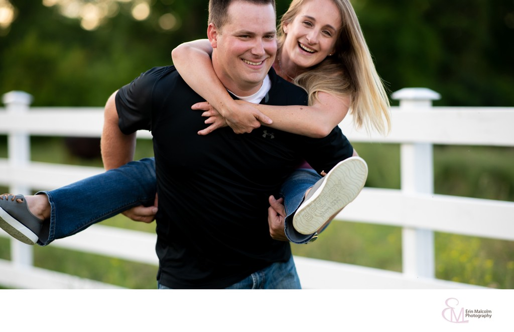 Clifton Park Engagement Photographer