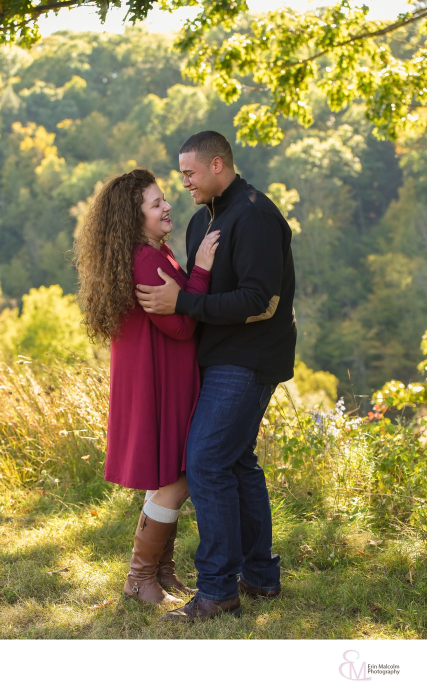 Saratoga Battlefield Engagement Photographer