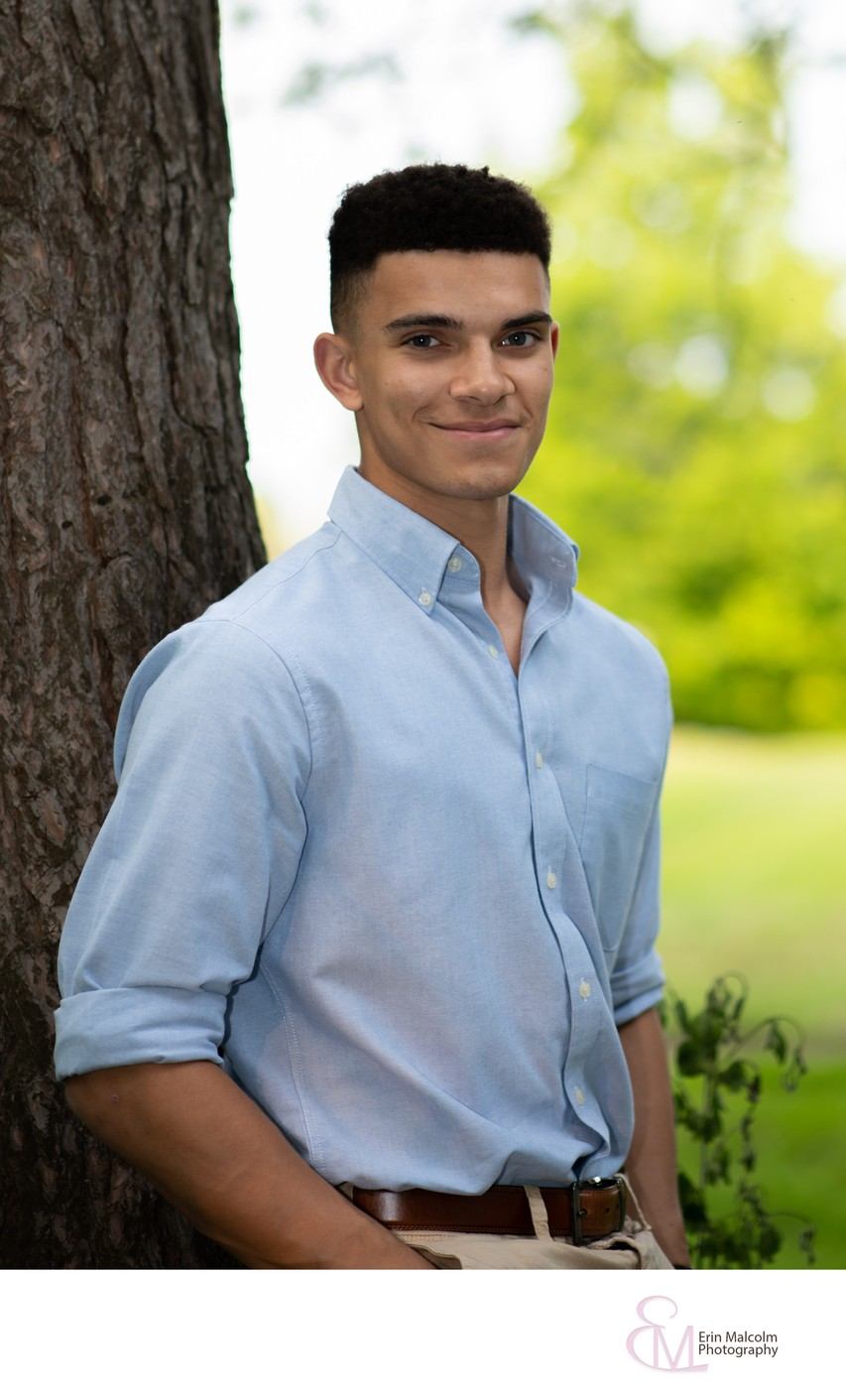 Clifton Park, NY Senior Portrait Photographer