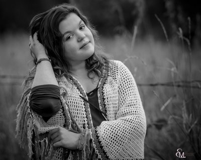 Senior session, Saratoga meadow, Clifton Park photographer