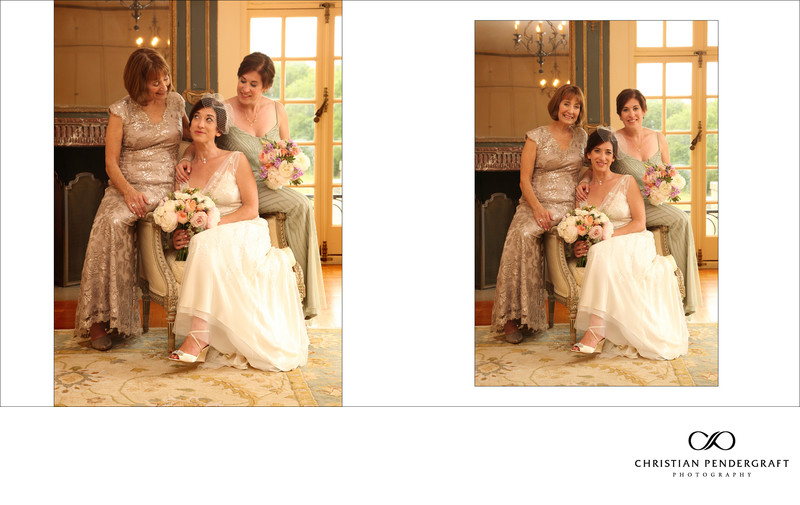 Heather and Greg's Glen Manor House Wedding Album Page 5