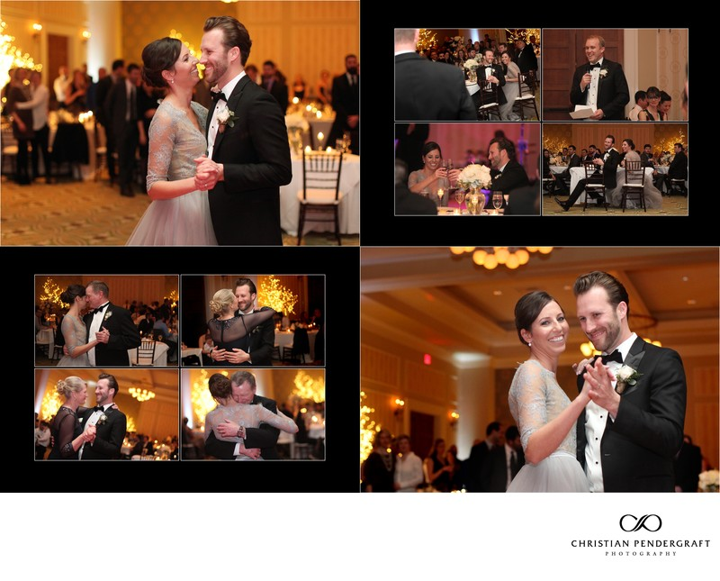 Omni Mt. Washington Hotel Wedding Album Page 29